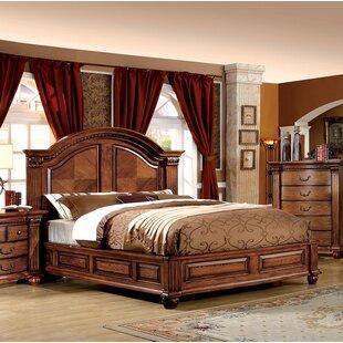 Fuselier Panel Bed