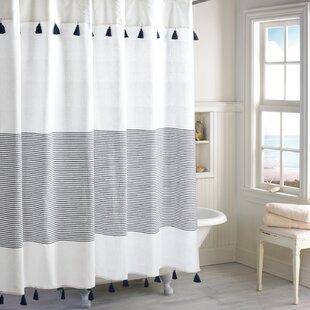 Scandinavian Shower Curtain Wayfair