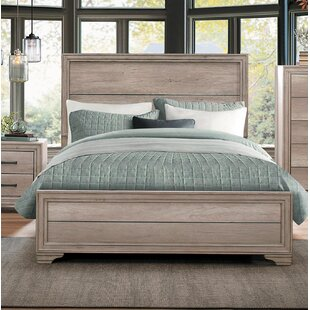 Emberton Panel Bed