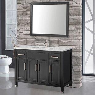 Denault 48 Single Bathroom Vanity Set ByBrayden Studio