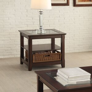 Hagen End Table by A&J Homes Studio