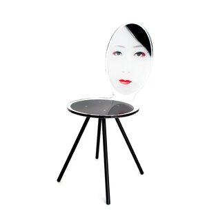 Avon Madame Aoi Side Chair by Rosdorf Park