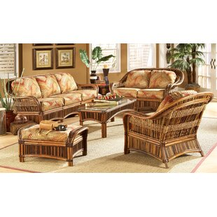 Ventura 6 Piece Living Room Set (Set of 6)