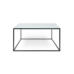Soltane Glass Coffee Table by Brayden Studio