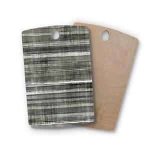 Carollynn Tice Birchwood Accent Dark Neutral Cutting Board ByEast Urban Home