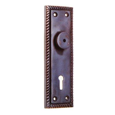 Metal Knob Backplate Darice