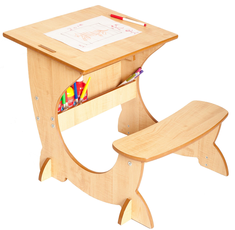 Little Helper Art Station 3-in-1 Desk, Blackboard and Easel Set ...