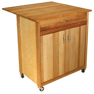 Mid Size Kitchen Cart Catskill Craftsmen, Inc.