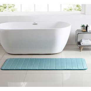 Price comparison Von Stich Memory Foam Bath Rug ByRed Barrel Studio