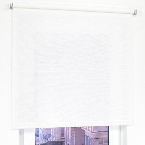 Springrollo Tageslicht 17 Stories Größe: 82 x 180 cm  Farbe: Weiß   Heimtextilien > Jalousien und Rollos > Springrollos   17 Stories