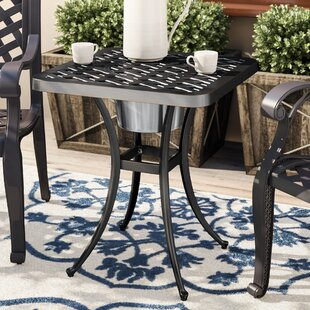 Parramore Cast Aluminum Bistro Table