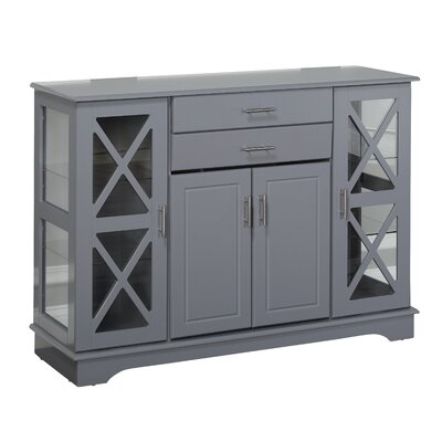Legere Sideboard Color: Gray by Andover Mills