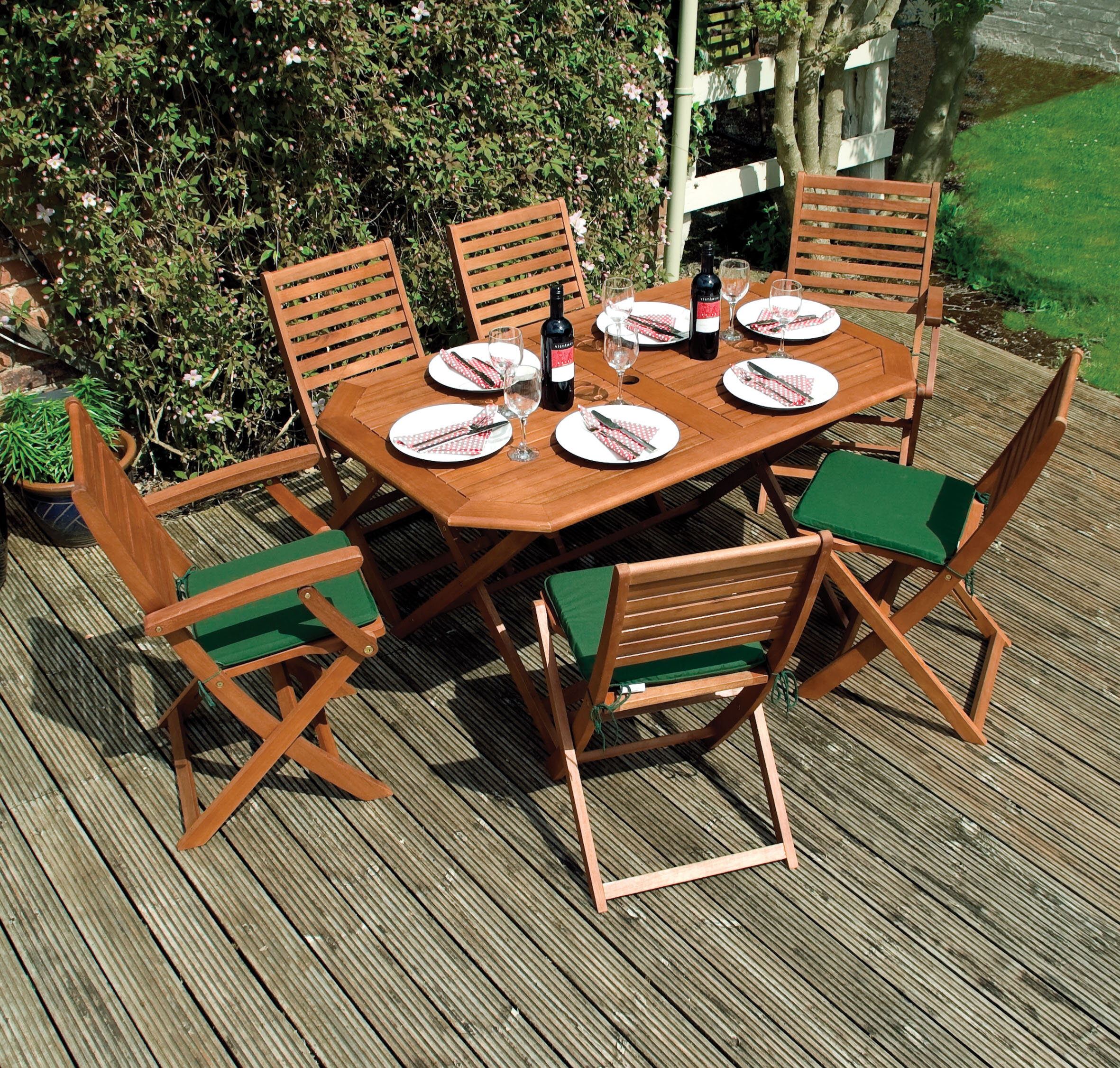 Patio Set Meaning