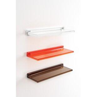 Shelfish Floating Shelf by Kartell