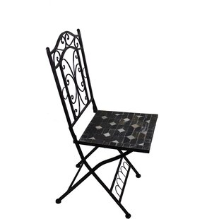 Brionna Mosaic Dining Chair by Fleur De Lis Living
