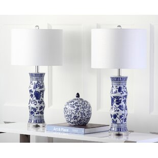 Low priced Abbie 21 Table Lamp (Set of 2) By Safavieh