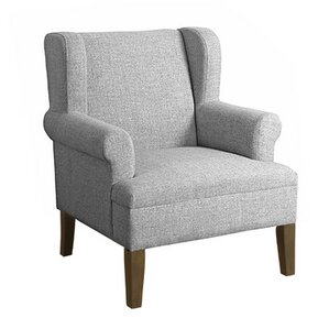 Gargilesse Emerson Wingback Chair by Laurel ..