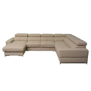 Ripley Sleeper Sectional by Orren Ellis Reviews