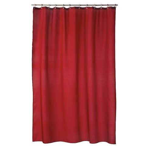 Duschvorhang | Bad > Duschen | Rot | ClearAmbient