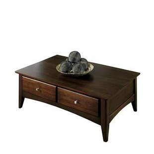 Compare Keyser Coffee Table ByAlcott Hill