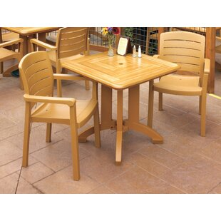 Atlantis Dining Table (Set Of 2) by Grosfillex Commercial Resin Furniture Today Sale Only