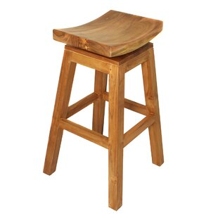 Urban Designs 30 Swivel Bar Stool by EC World Imports New Design