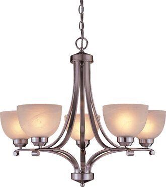This Type Of Chandelier Can Often Resemble A Pendant Light Drum Is That Features One Or Multiple Lampshades