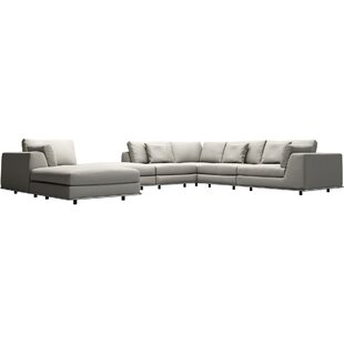 Syd Sectional with Ottoman