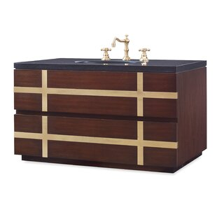 Coupon Thompson Wall 38 Single Bathroom Vanity By Ambella Home Collection