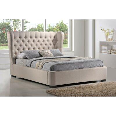 Manchester Upholstered Platform Bed
