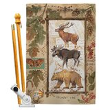 Insect Traditional Flags You Ll Love In 2021 Wayfair