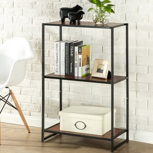 Avey Standard Bookcase by Mercury Row