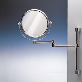 Bargain Wall Mounted Double Face Magnifying Mirror By Windisch by Nameeks