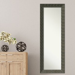 Bloomsbury Market Coeymans Embossed Full Length Mirror
