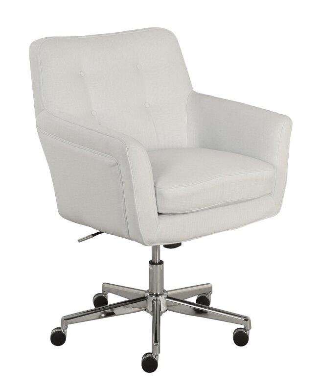 Serta Ashland Mid Back Desk Chair