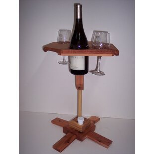 Gipe Solid Wood Bistro Table