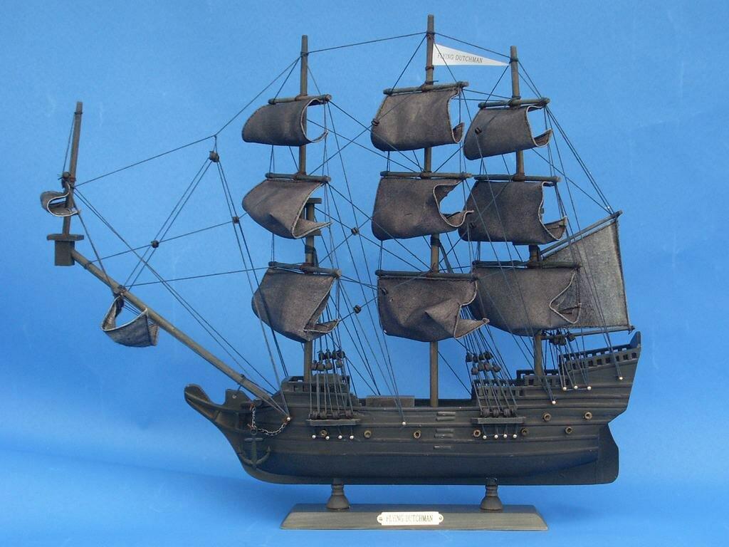 Breakwater Bay Leesburg Dutchman Model Ship Reviews Wayfair