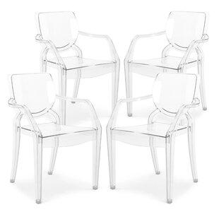 Renick Kids Chair (Set of 4) by Harriet Bee