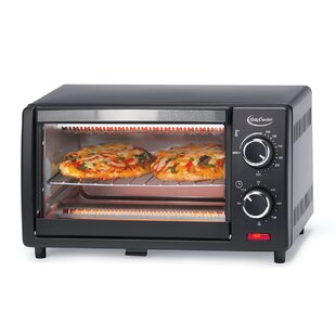0.03 Cu. Ft. Toaster oven