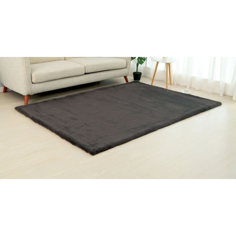 Mercer41 Duffey Charcoal Area Rug Wayfair