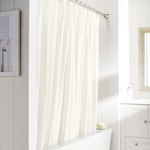 Weeks Vinyl Single Shower Curtain Liner By Symple Stuff