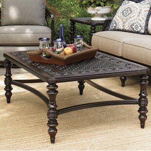 Royal Kahala Aluminum Coffee Table