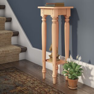 Read Reviews Vinton Wood End Table by Charlton Home