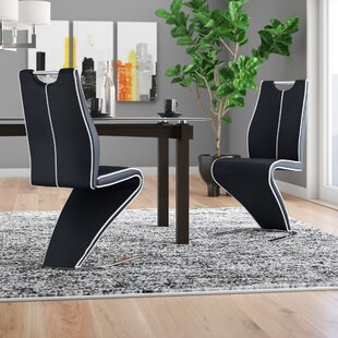 Kimbell Z Style Dining Chair (Set of 2) Brayden Studio