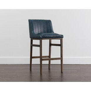 Halden Armless 30 Bar Stool Sunpan Modern