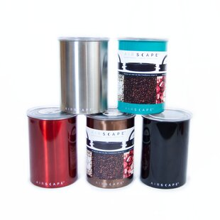 Airscape® Coffee & Food Storage Canister