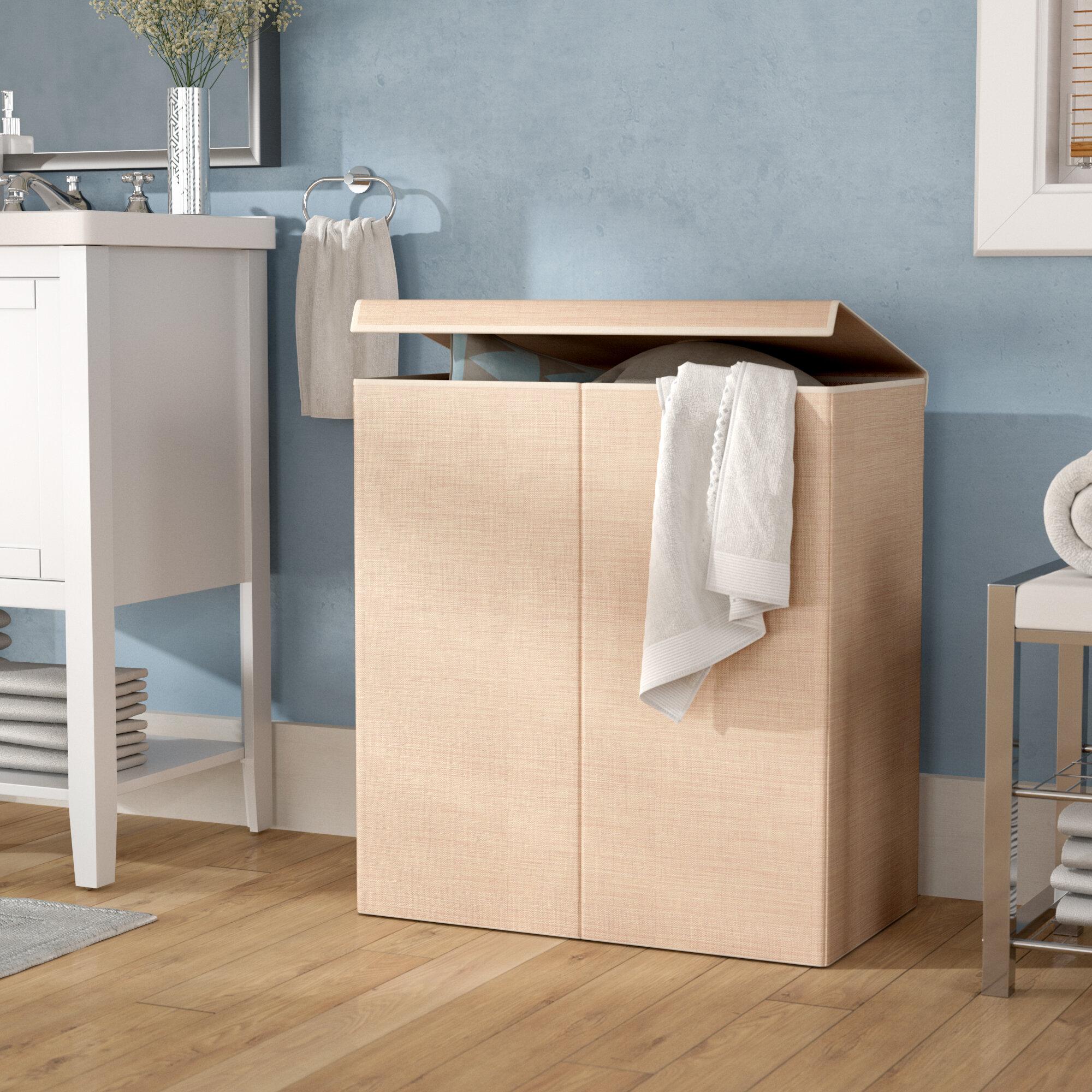 Rebrilliant Double Laundry Sorter U0026 Reviews   Wayfair