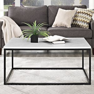 Top Reviews Arianna Coffee Table by Williston Forge