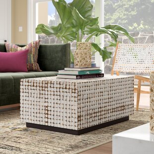 Price comparison Sherlyn Coffee Table by Beachcrest Home Reviews (2019) & Buyer's Guide