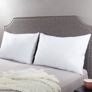Yara Adjustable Loft Medium Polyester/Polyfill Queen Pillow (Set of 2) ByAlwyn Home
